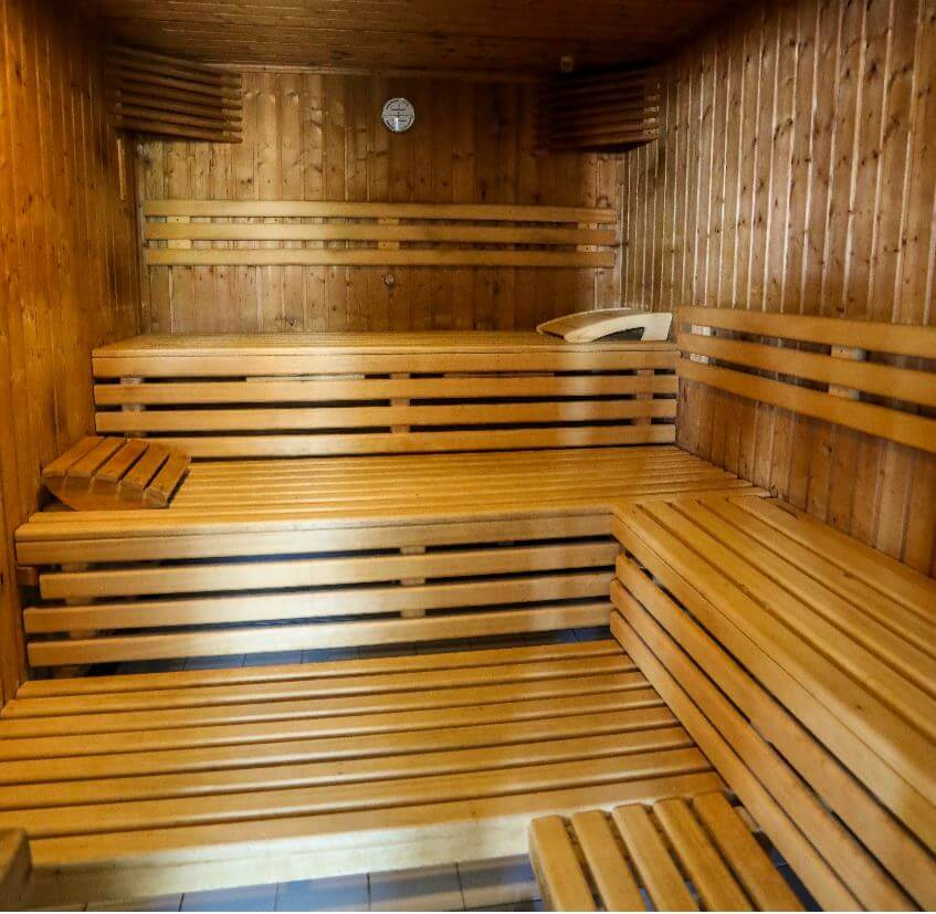 Sauna in Aschersleben
